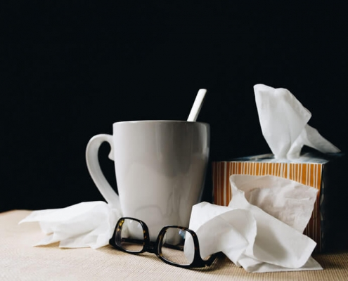 Sydney Cold Flu Virus